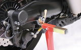 GILLES PADDOCK STAND ADAPTER, M6