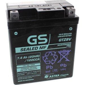 Accu GS GT28V Yamaha R3 ( origineel)