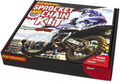 SUPERSPROX KETT KIT CHAINKIT, RK, ALU, RED