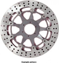 FERODO REMSCHIJF BRAKE DISC FMD0139RX