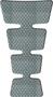 PRINT Tankpad metal look