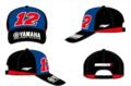 Yamaha Maverick Vinales #25 Cap